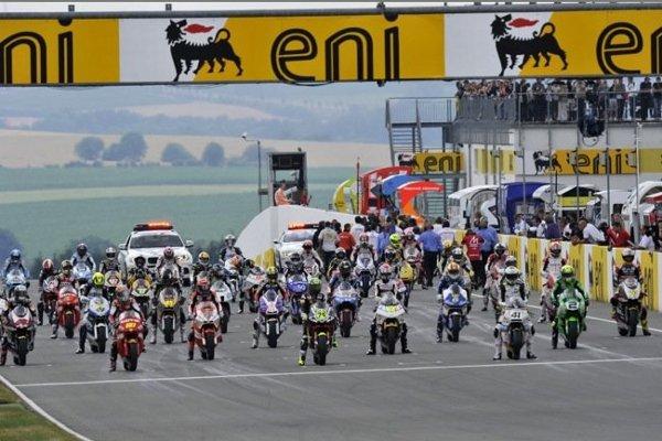 Parrilla de salida Moto2