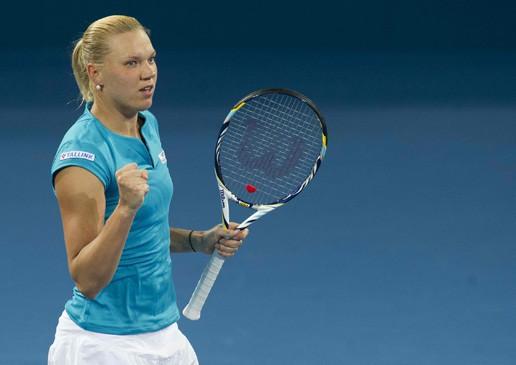 Brisbane 2012: Murray semifinalista, Kanepi finalista