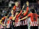 Europa League 2011/12: Athletic, Valencia y Atlético de Madrid, a octavos