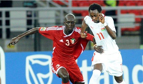 La selección de Sudán se clasificó para cuartos de la Copa África