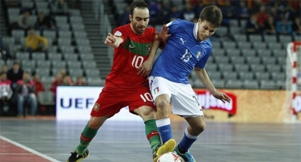 Europeo Croacia Fútbol Sala: Italia será la rival de España tras vencer a Portugal