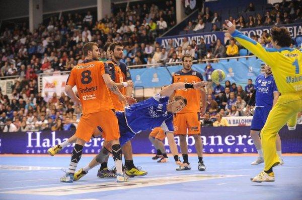 BM Torrevieja a la semifinal de la Copa del Rey de balonmano