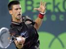 Masters de Miami 2012: Djokovic y Mónaco semifinalistas