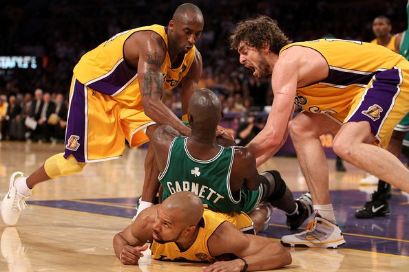 Pau Gasol se queda, llega Sessions y se marcha Fisher de los Lakers