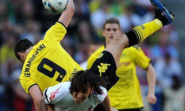 El Borussia Dortmund sigue siendo el líder de la Bundesliga