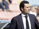 El Villarreal destituye a Molina, su segundo entrenador esta temporada