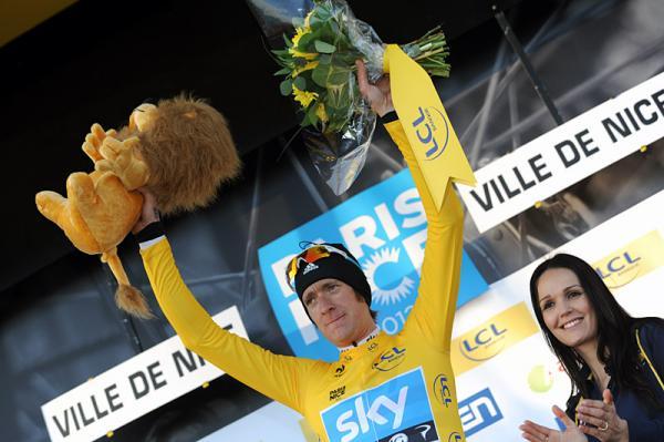 Bradley Wiggins ha ganado la París-Niza 2012
