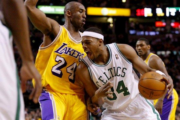 NBA: Lakers se imponen a Celtics en el duelo destacado de la jornada