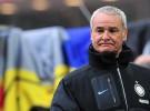 Ranieri es destituido como entrenador del Inter de Milan