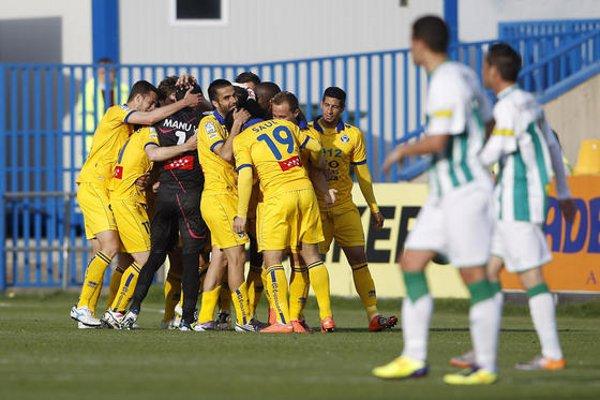 El Alcorcón suma su quinta victoria consecutiva ante el Córdoba