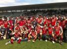 El Ampo Ordizia levanta la Copa del Rey de Rugby