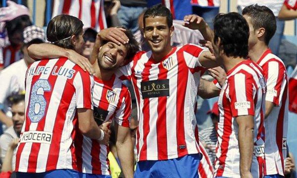 El Atlético consiguió una clara victoria ante el Getafe