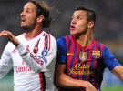 Liga de Campeones 2011/12: previa y retransmisiones de la vuelta de cuartos con Milan-Barcelona y Real Madrid-Apoel