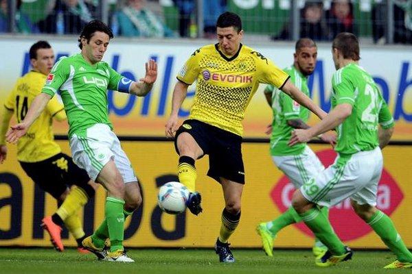 El Borussia Dortmund defiende su liderato en la Bundesliga