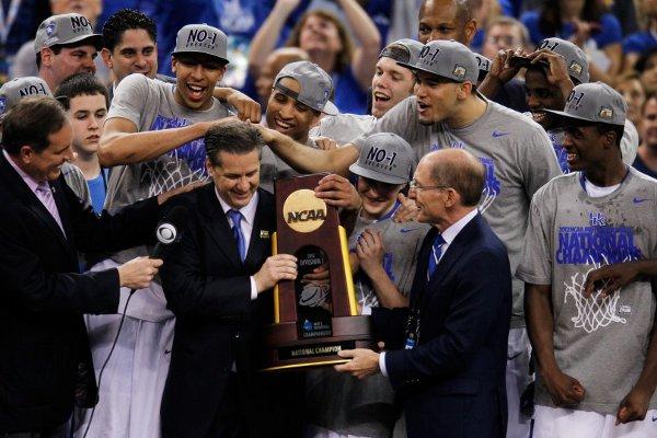 La Universidad de Kentucky ganó la NCAA de baloncesto