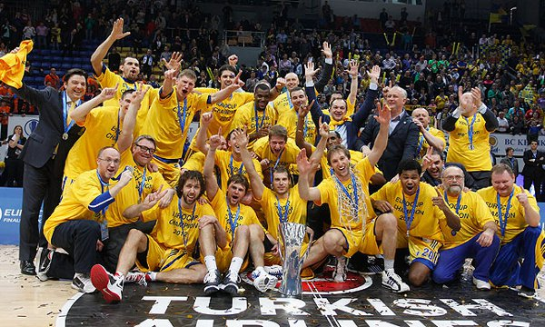 Khimki, campeón de la Eurocup 2012