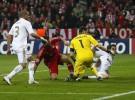Liga de Campeones 2011/12: el Bayern Munich gana y obliga al Real Madrid a remontar en el Bernabeu