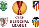Europa League 2011/12: horarios y retransmisiones de la ida de las semifinales