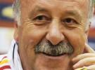 Vicente del Bosque renueva su contrato con la selección española