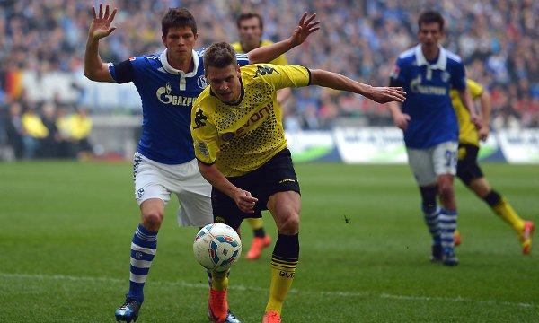 El Borussia Dortmund está a un pasito de ganar la Bundesliga