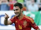 España gana 2-0 a Serbia en partido amistoso