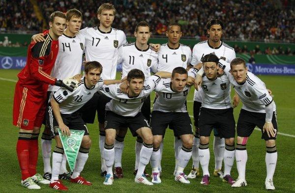 Selección de fútbol de Alemania