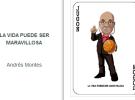 'La Baraja del jugón', un proyecto solidario en homenaje a Andrés Montes
