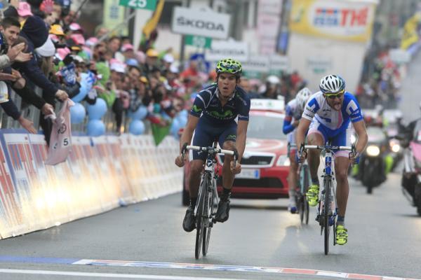 Giro de Italia 2012: Amador gana para Costa Rica y Hesjedal recupera el liderato