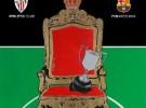 Copa del Rey: horario de la final entre Athletic de Bilbao y Barcelona