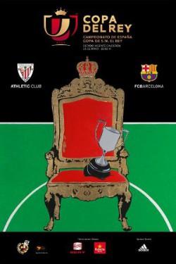 Cartel Copa del Rey 2012