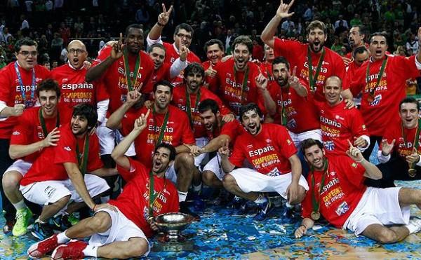 JJOO Londres 2012: Scariolo da la lista de convocados de España