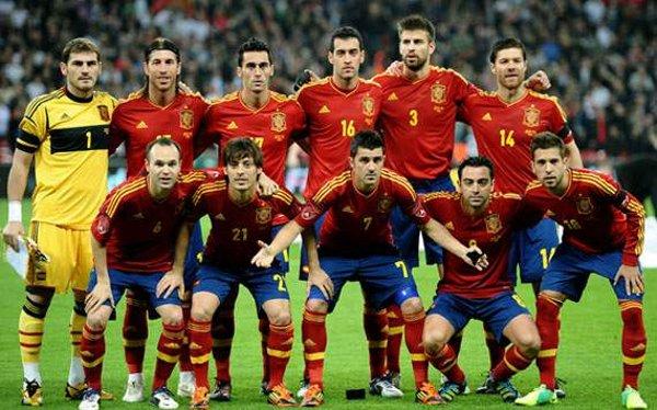 España defiende título en la Eurocopa