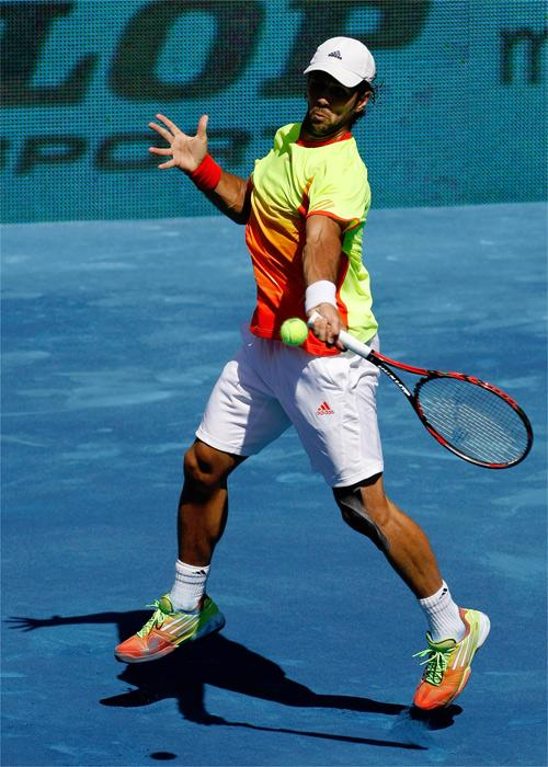 Masters Madrid 2012: Federer, Ferrer, Del Potro, Berdych y Verdasco a cuartos, cae Rafa Nadal