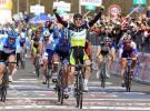 Giro de Italia 2012: Goss gana una etapa con un final muy accidentado