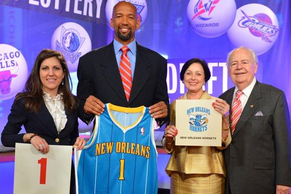 Los Hornets eligen al próximo número 1 del draft