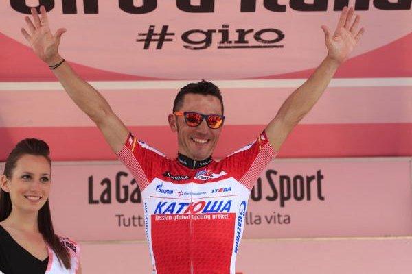Purito Rodríguez nos ha hecho vibrar en el Giro