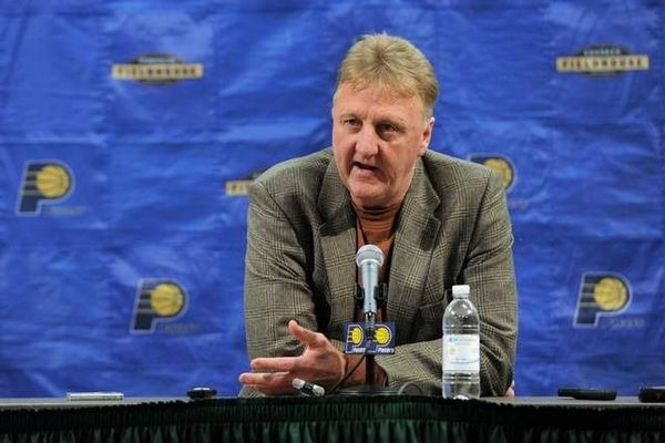 Larry Bird, ejecutivo del año