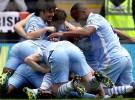 Premier League Jornada 37: City y United ganan y decidirán el título en la última jornada