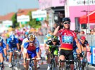 Giro de Italia 2012: tercera victoria para Mark Cavendish