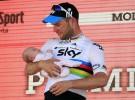 Giro de Italia 2012: Cavendish consigue su segunda victoria