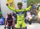 Giro de Italia 2012: Purito Rodríguez recupera la maglia rosa tras el triunfo de Rabottini