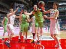 Playoffs ACB 2012: el Real Madrid gana a Caja Laboral y pone el 1-1