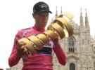 Ryder Hesjedal gana el Giro de Italia 2012