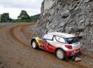 Rally Acrópolis 2012: Loeb lidera tras la primera jornada con Latvala y Solberg al acecho