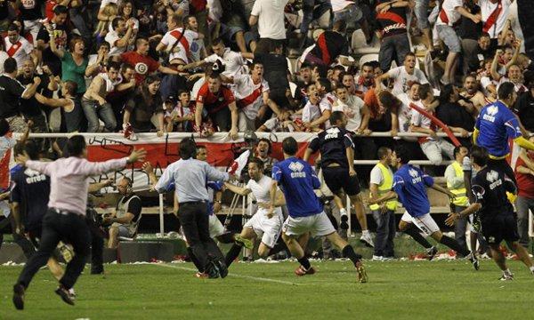 El gol de Tamudo desató la locura en Vallecas