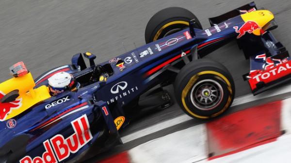 GP de Canadá de Fórmula 1: Vettel se alza con la pole mientras que Alonso es tercero