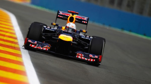 GP de Europa de F1: Sebastian Vettel marca la pauta en los libres