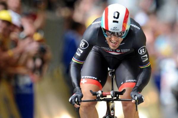 Cancellara consigue en Lieja otro prólogo del Tour para su palmarés