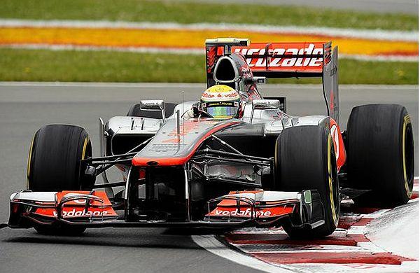 GP Canadá 2012 de Fórmula 1: Hamilton por partida doble en los libres