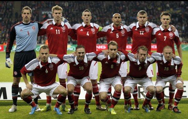 Selección de fútbol de Dinamarca